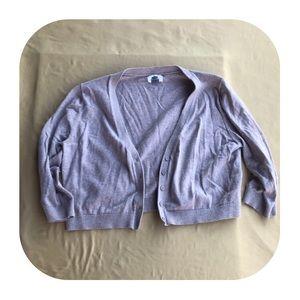 Old Navy Beige Sweater Cardigan